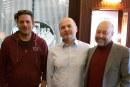 Geoffrey Borg visiting San Marino