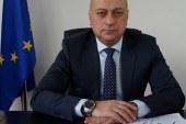 Greetings by ECU President Mr. Zurab Azmaiparashvili